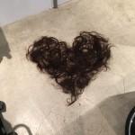 髪の毛は血液で出来ている。