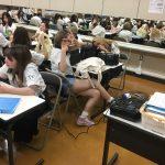 岡田、講師やってきました。
